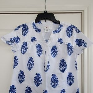 Vineyard vines cover up dress size small
